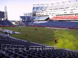 Ne Patriots Seating Chart Patriots Tickets 2019 Pats Games Buy At Ticketcity