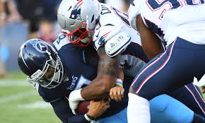 Patriots' rookie Byron Cowart adds new element to his repertoire