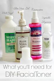 what you ll need for diy toner