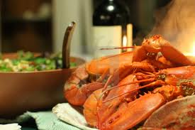 Maine Lobster Dinner - License ...