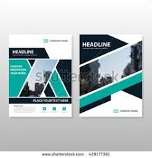 green black annual report leaflet brochure flyer template design book cover layout design abstract business presentation template size design vector