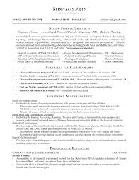 Sample Resume Of A Cpa Certified Public Accountant Resume Sample