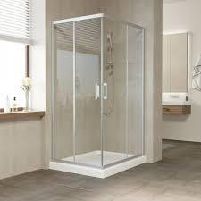 <b>Душевой уголок Vegas</b> Glass <b>Za</b>-<b>F</b> 90x80 см профиль хром стекло ...