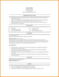 Retail Stock Clerk Sample Resume Oil Rig Nurse Cover Letter