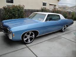 chevrolet caprice | 1969 Chevrolet Caprice Classic | Chevy Caprice ...