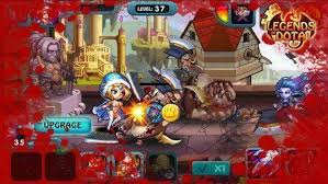 of dota mod apk android free download