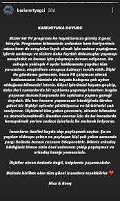 Her Fırsatta Abi-Kardeş Olduklarını Söyleyen Nisa Bölükbaşı ve Barış Murat  Yağcı'nın Öpüşme Görüntüleri Ortaya Çıktı! - onedio.com