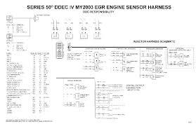 online get cheap detroit diesel aliexpress com alibaba group Detroit Ddec 2 Ecm Wiring Diagram detroit diesel series 50,50g, 60, ddecvi,ddec10,ddec13,mbe electronic wiring schematics DDEC 2 ECM Wiring Diagram 92