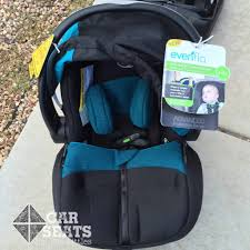 evenflo advanced embrace dlx with sensorsafe review car seats for the littles