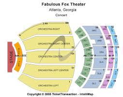 sesame street live tickets seating chart fabulous fox