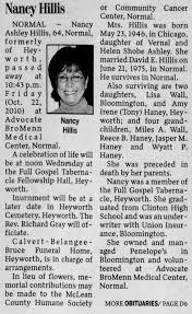 Nancy hillis - Newspapers.com