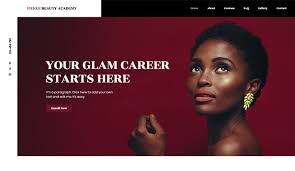 Music Website Templates Delectable Fashion Beauty Website Templates Wix