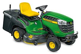 john deere x155r direct collect lawn tractor