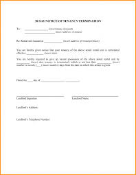 now doc notice of termination of tenancy letter