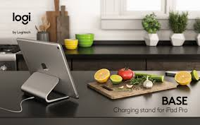 Introducing <b>Logi BASE</b>: The First <b>Charging Stand</b> for Your iPad Pro ...