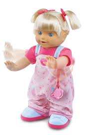 child size love doll vtech little love learn to walk doll amazon co uk toys games