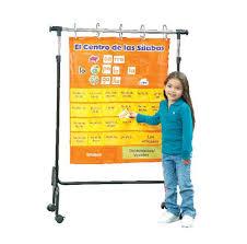 Spanish Syllables Pocket Chart