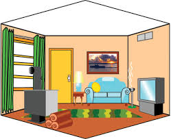 living room furniture clipart. living room cliparts #2530229 furniture clipart