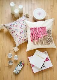 Decorative Tassel Pillows