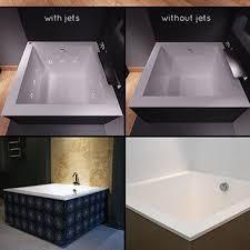 Japanese Bathroom  WASOUSquare Japanese Soaking Tub