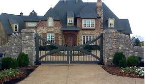 country wooden entry gates automatic gate systems driveway gates security home security s93