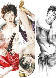 Benedict Cumberbatch Body Pillow Cover