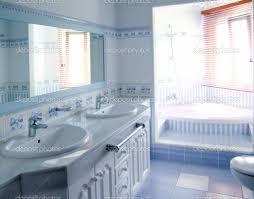 Blue Tiled Bathrooms Blue Bathroom Tile Ideas Locketnecklaceorg