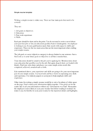 Best Solutions Of Download Simple Resume Format Pdf Epic Free Cv