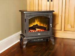 electric wood fireplace heater