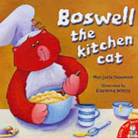 Boswell the Kitchen Cat by Marjorie Newman, Suzanne Watts | Waterstones