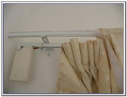 l shaped curtain rod canada