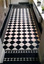 black and white vinyl floor tiles on slate tile flooring bathroom