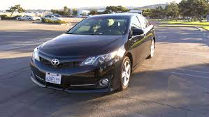 East-West Brothers Garage: THE BEST CAR EVER! 2013 Toyota Camry SE