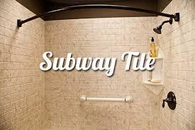 bathroom tile walls. Subway Tile Bathroom Walls