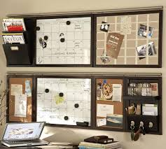 pottery barn office ideas. Office Wall Organization System Build Your Own Daily Components Espresso Stain Pottery Barn Ideas .