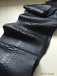 genuine python snake skin available for bag shoes jackets