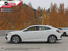 New 2018 Honda Civic Hatchback LX 4 Door Car in Kelowna #18049 ...