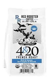 We taste mango, peach marmalade, vanilla, black cherry, and rosé. Amazon Com Red Rooster Coffee Roaster 4 20 French Roast Medium Roasted Fair Trade Organic Whole Bean Coffee 12 Ounce Bag Grocery Gourmet Food