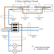 two way lighting wiring diagram wiring wiring diagram gallery 3 way switch wiring diagram multiple lights at 3 Way Light Switch Wiring Schematic