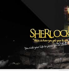 Best Sherlock Quotes Images And Sherlock Wallpapers