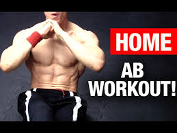 best home ab workout no equipment