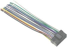wire harness for sony cdx gt565up cdxgt565up cdx gt56ui cdxgt56ui image is loading wire harness for sony cdx gt565up cdxgt565up cdx