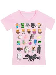 Amazon.com: Minecraft Girls\u0027 Minecraft T-Shirt: Clothing