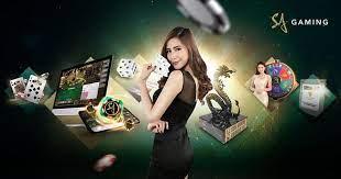 Enjoy All Popular SA Gaming Live Casino Games Here at BK8 | 2020