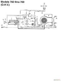 mtd lawn tractors 125 102 134k765n678 1994 wiring diagram for mtd lawn tractors 125 102 134k765n678 1994 wiring diagram for o h v
