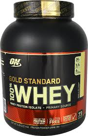 optimum nutrition gold standard 100 whey vanilla ice cream 5 lbs hover mouse over image to zoom
