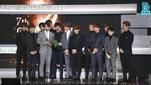 2018 Gaon Chart Music Award Awardees Bts K Pop K Fans