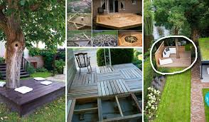 Top 19 Simple and Low-budget Ideas For Building a Floating Deck - Amazing  DIY, Interior & Home Design