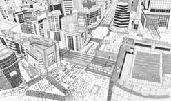 Architectural drawings of famous buildings Architecture This Instagram Page Draws Famous Buildings Showing Off The Sketch Process Via Timelapse Extraordinarily Beautiful Architectural Drawings From The Worlds