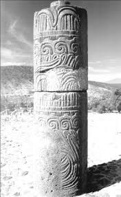 Resultado de imagen para columna tolteca